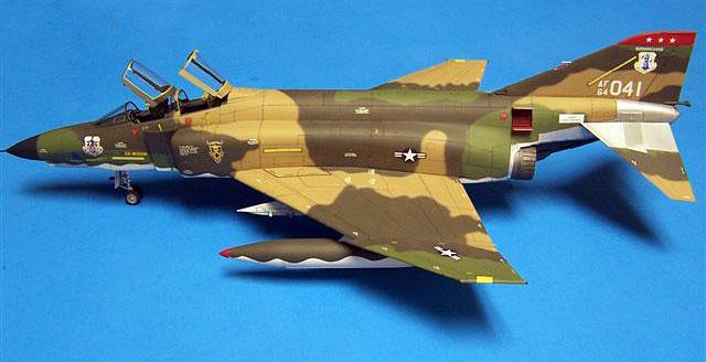 McDonnell-Douglas RF-4C Phantom II