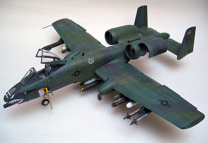 A 10a Thunderbolt Ii By Cees Knoll Trumpeter 1 32